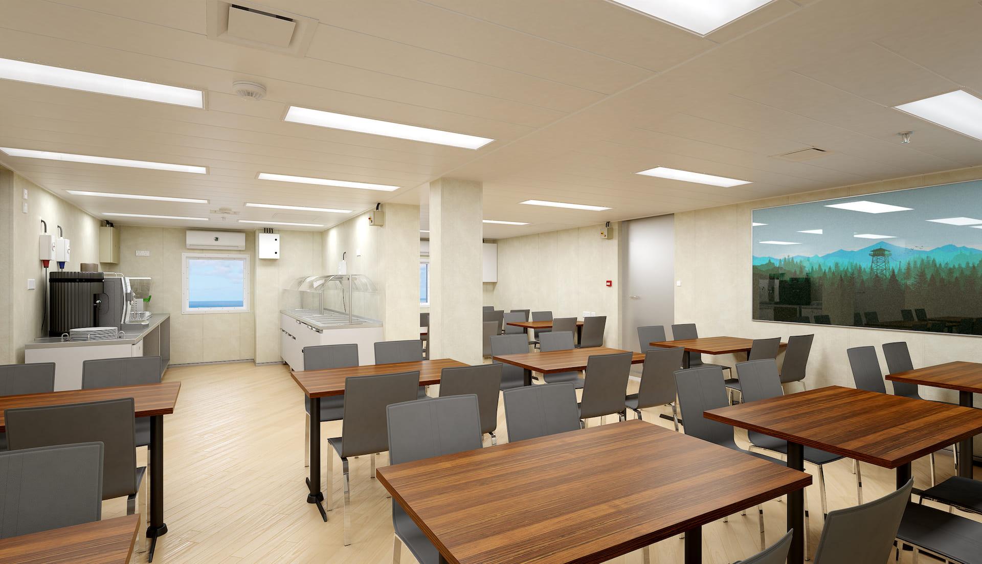 3 - Dining Conference & Servery Internal Final