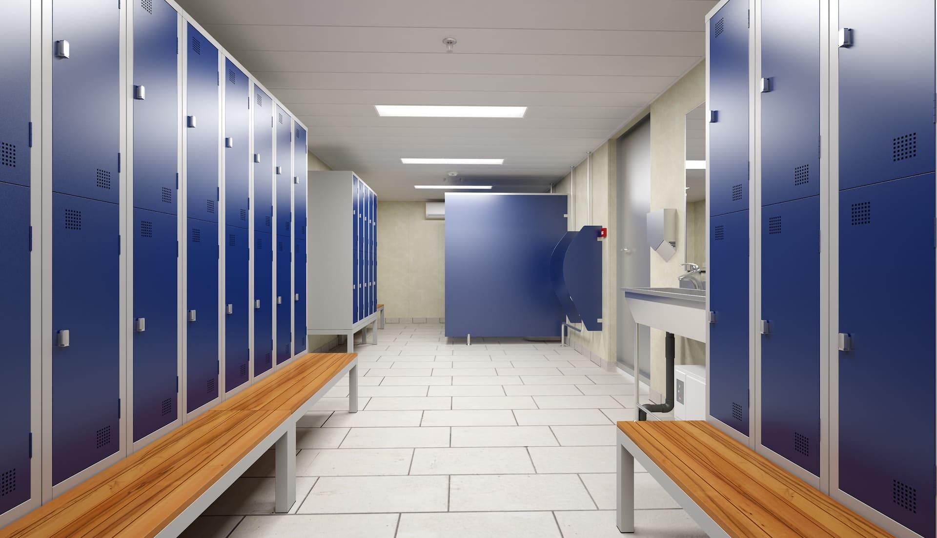 4 - Locker & Toilets Internal Final