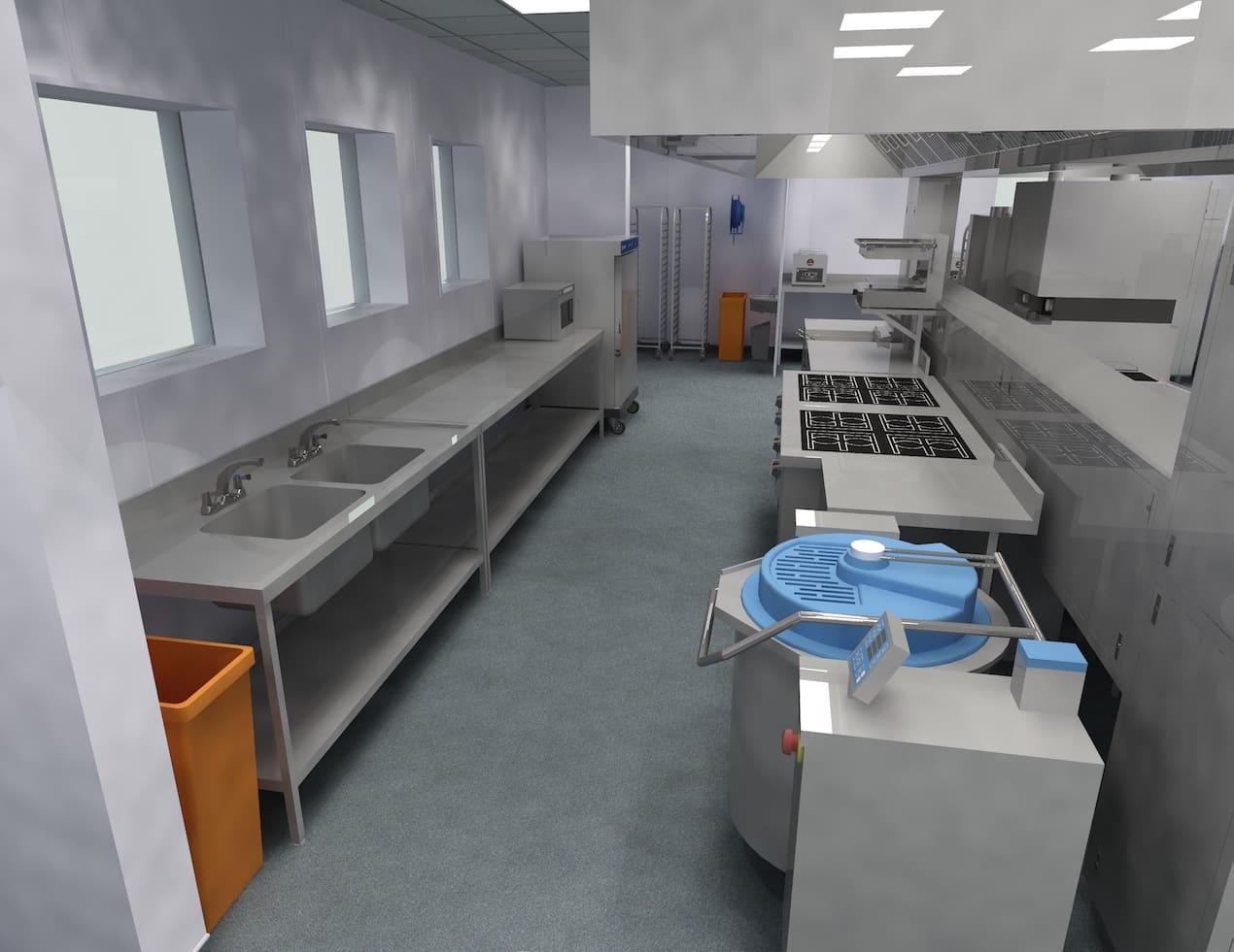 E1306 3Dmodel03 - 006 Cookline2
