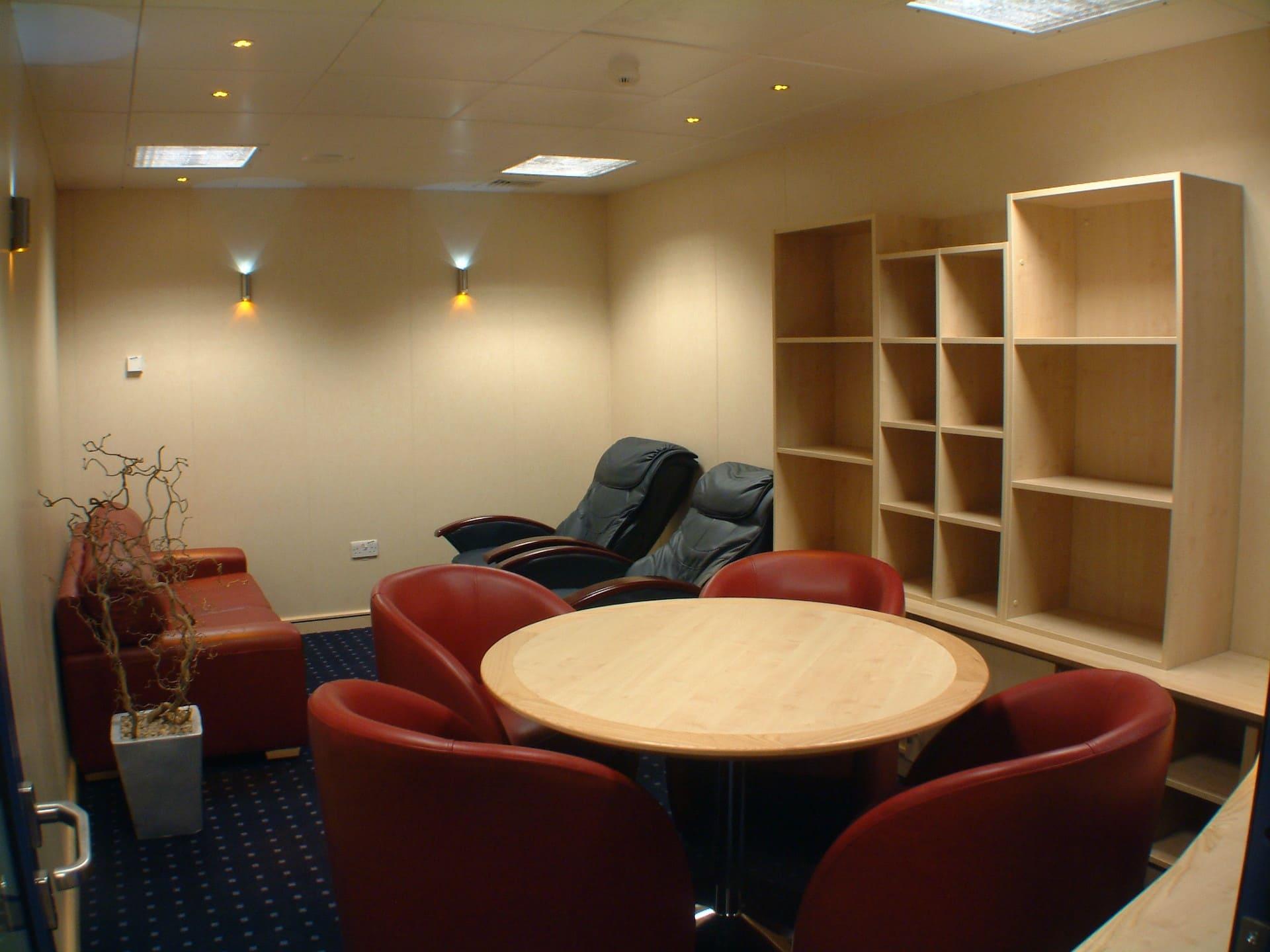 L3 - Quiet Room