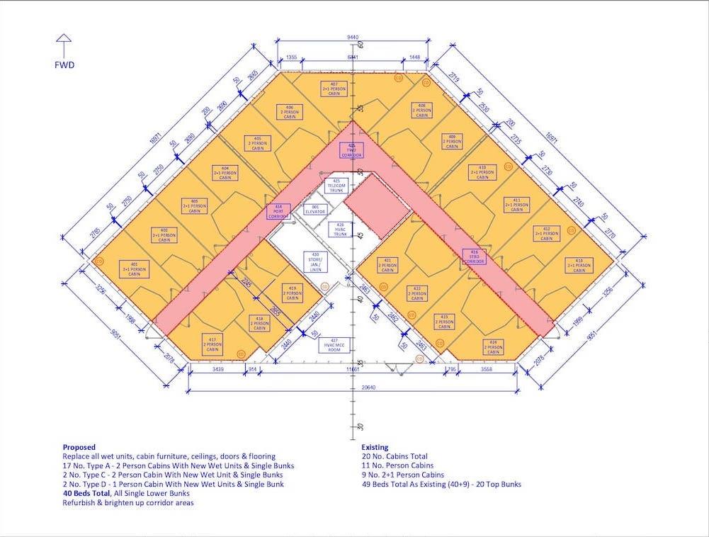 Section 4.2 - D-Deck GA_s Showing Proposal Overviews